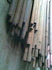 Трубы б/у на столбы,  колонны и т. д.