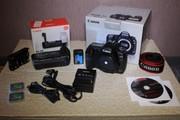 Canon EOS 5D Mark II Body + Черный с 24-105mm IS L объектива