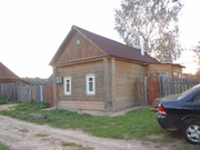Жилой дом с АОГВ с.Инякино