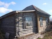 Бревенчатый дом с газом д.Сельцо-Сергиевка