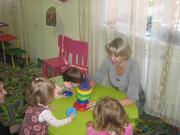 Развивающие занятия для детей 1 года,  2 лет,  3 лет в Роще