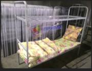 Металлические кровати для общежитий
