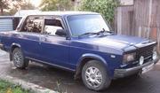 Продам ВАЗ-2107 на хорошем ходу, не гнилая, многое менялось