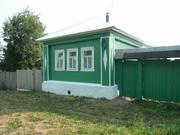 крепкий дом в деревне
